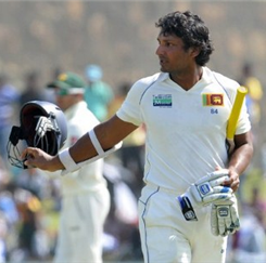 Scorecard error leaves Sanga one short of double century in Test against Pakistan