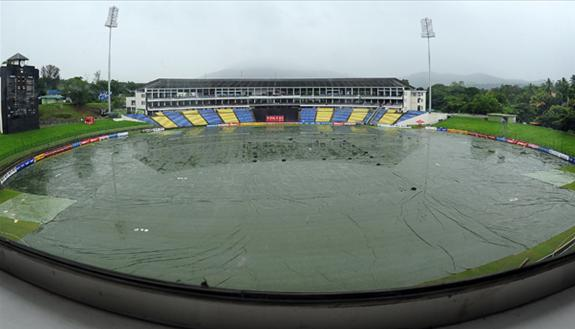 1st T20I too becomes a victim of rain