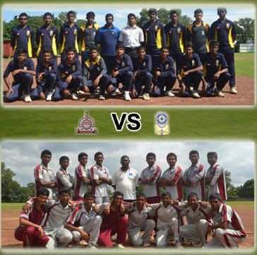 Nalanda College vs. De. Mazenod College