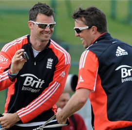 England found their 'Warne and McGrath'