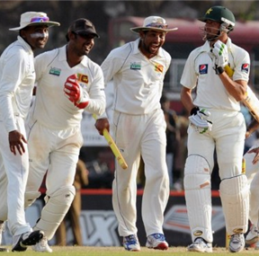 Sri Lanka complete gigantic victory