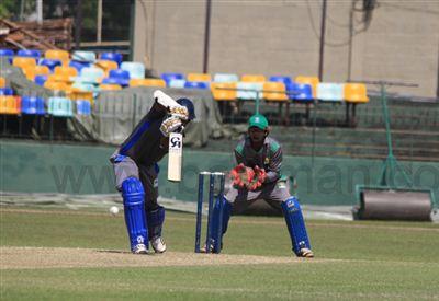 Wayamba won by 5 wickets against Basnahira
