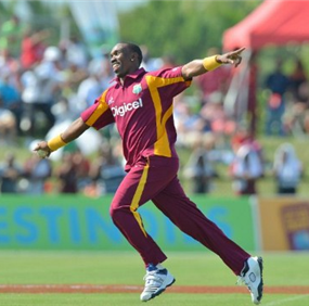 West Indies crash Kiwis by nine wickets