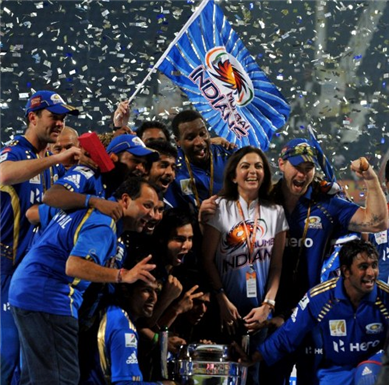 Mumbai Indians beat Chennai Super Kings in IPL