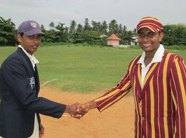 Ananda College Vs Dharmasoka College