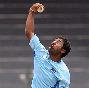 Spin king Muralitharan becomes a Renegade