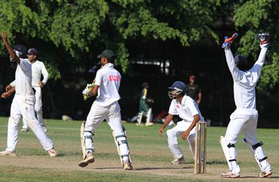 Innings victory for St.Peter's
