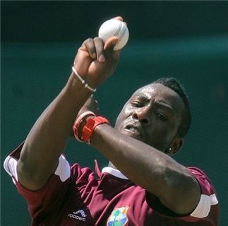 Russell four sets up comfortable Windies succeed