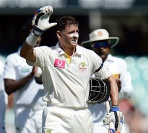 AUS Sweeps SL to Send Retiring Hussey Out as Winner