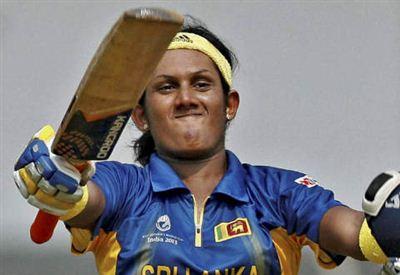 Historic win for Sri Lanka Women cricketers