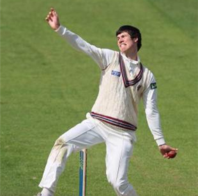 Dockrell spins Somerset to victory