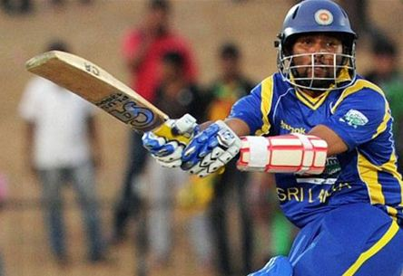 A Confortable win for Sri Lanka