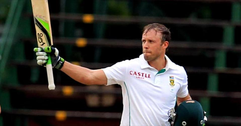 AB de Villiers overtakes Smith