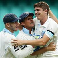 Abbott takes six wickets against Queensland