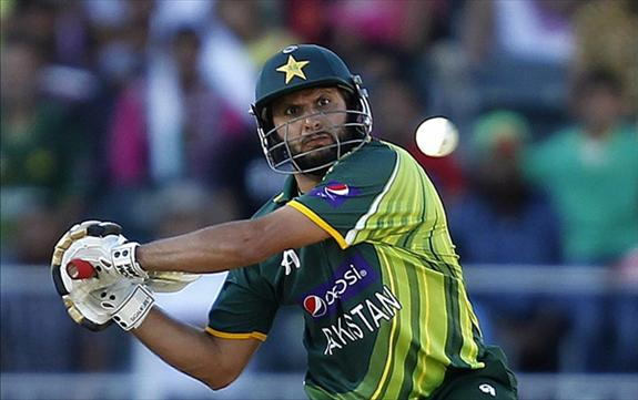 Afridi does it against Sri Lanka again