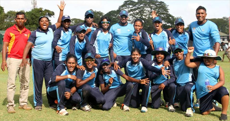 Air Force Women secure 2016 T20 Championship as Army collapse inexplicably