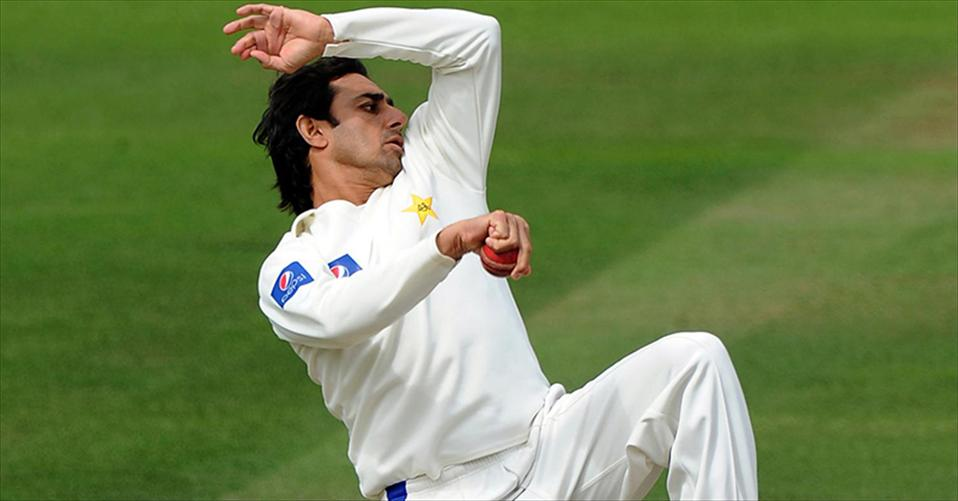 Ajmal dropped for Sri Lanka Tests
