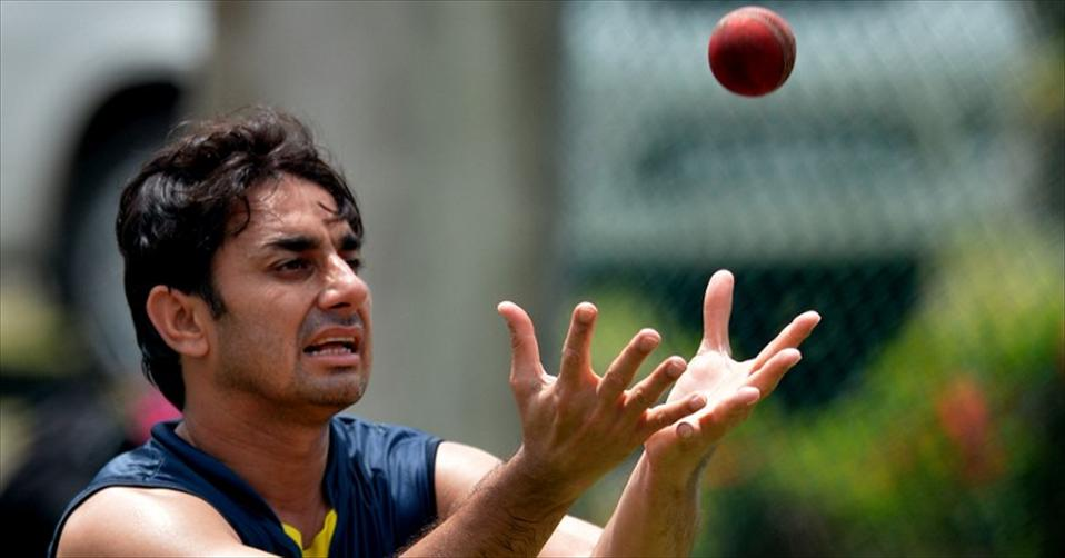 Ajmal reported for a suspect bowling action