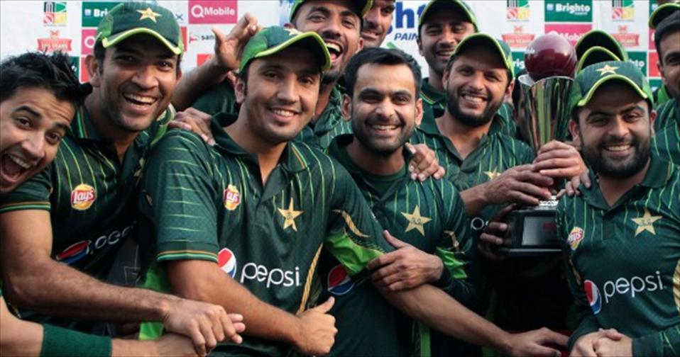 Akmal steers Pakistan to Series Win