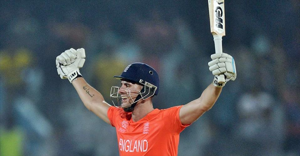 Alex Hales stars in record breaking win