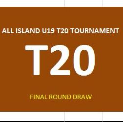 All Island U19 - T20 Tournament 2012/13