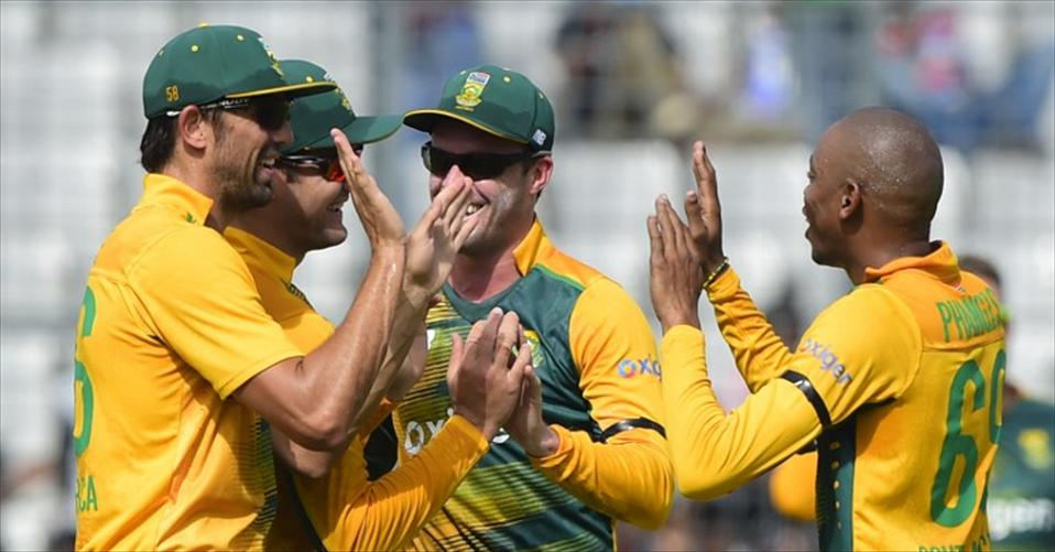 All round effort earns SA fine win against Kiwis
