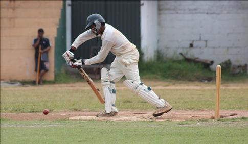 Ananda College vs Sri Pangananda College U15 Div 1