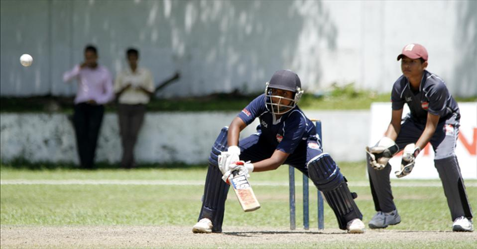 Ananda beat Nalanda to reach finals of U15-D1