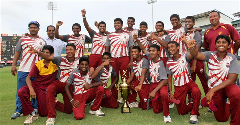 Ananda deservedly clinch U17 D1 Championship