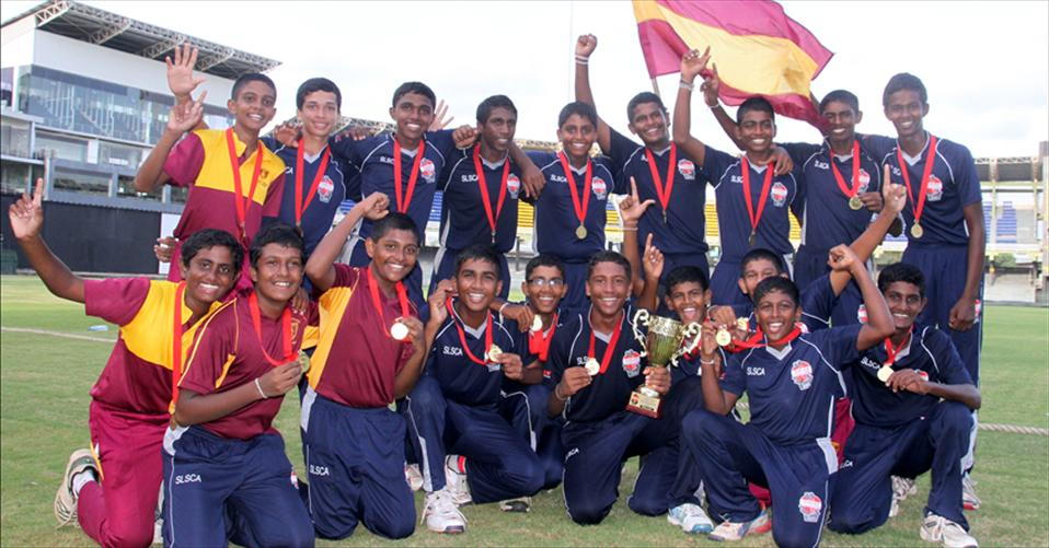 Ananda emerge champions in U15-D1 tournament