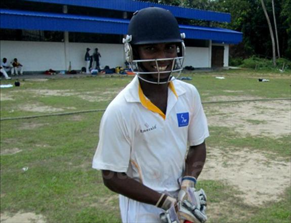 Anandian Pasindu Isira scores 85 against Richmond