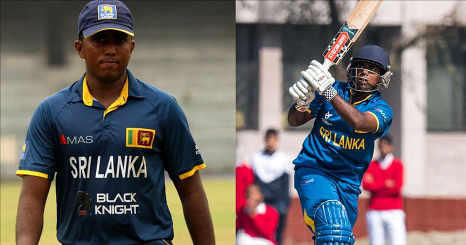 Ashan Priyanjan To Lead Sri Lanka A To England