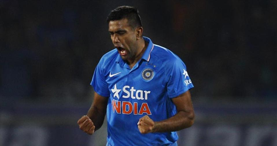 Ashwin spins India to Series Win
