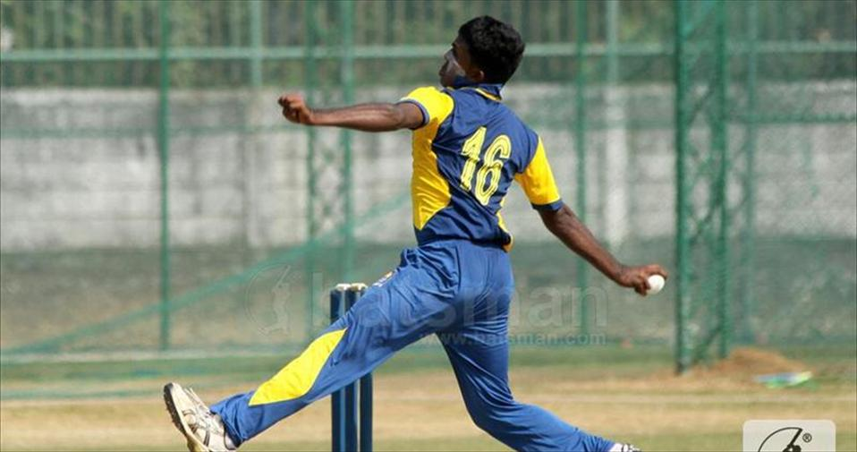 Asitha guides SL A to tight victory