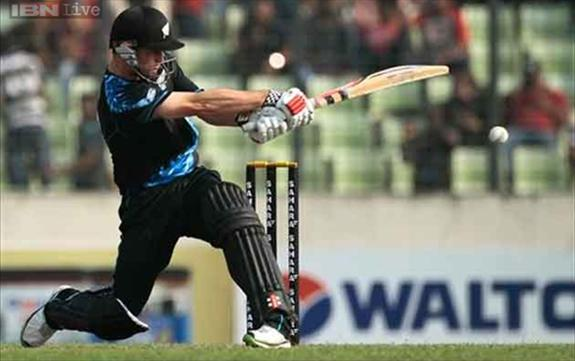 At last New Zealand win a game after five