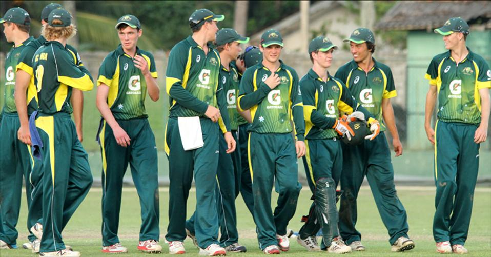 Aus-U19 win the must-win game to stay alive