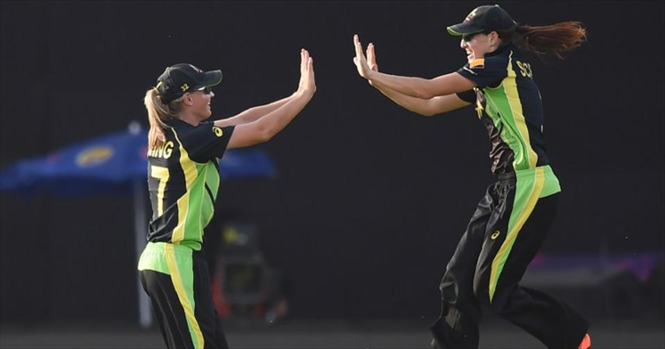 Aussies Women reach finals to test their luck on 4th successive WT20 title