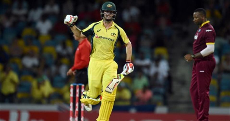 Aussies beat West Indies securing a final berth of Triangular