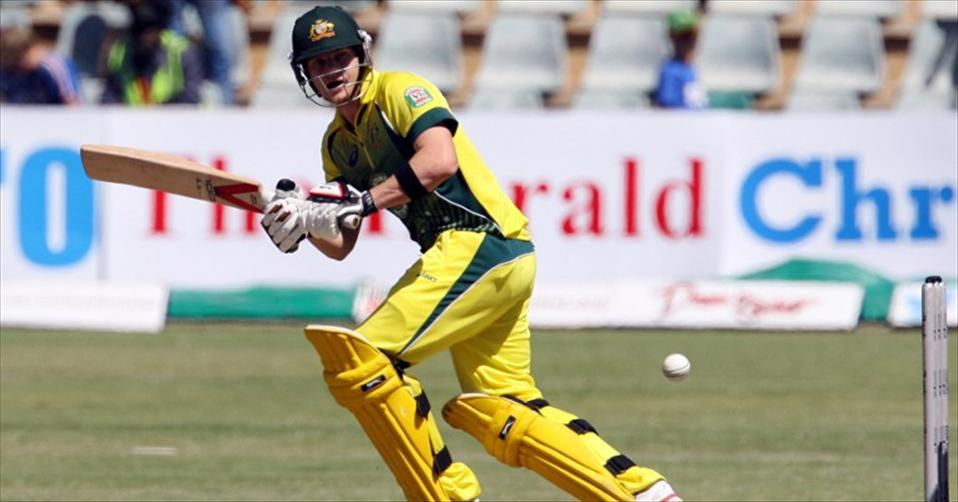 Aussies power to final of Carlton Mid Tri-series