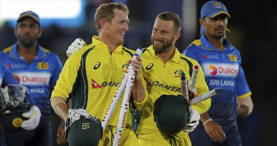 Aussies seal series as Hastings and Bailey combine to down SL