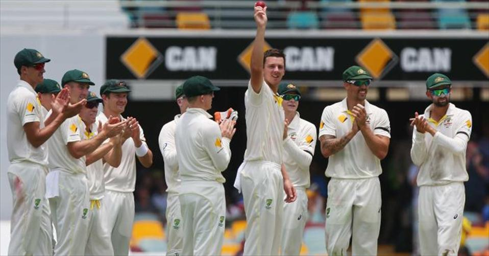 Aussies secure an unbeatable position in the series