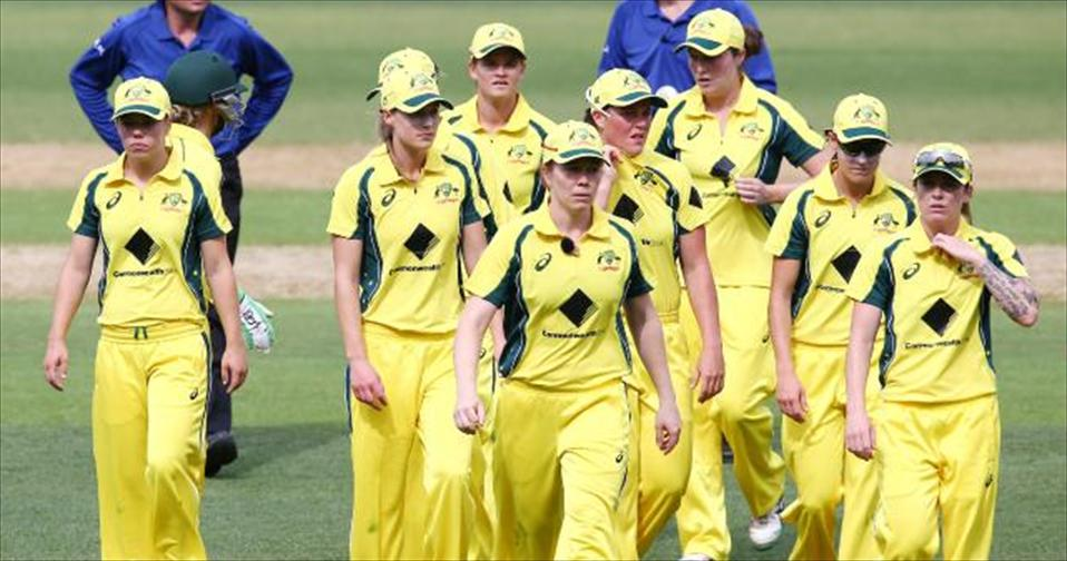 Aussies women make it two in a row with yet another resounding victory