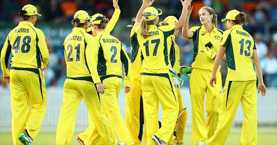 Aussies women win first ODI despite Lankans epic bowling effort