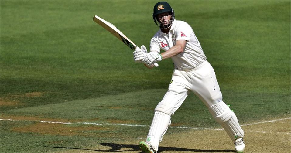 Aussies wrap up first Test with a huge margin