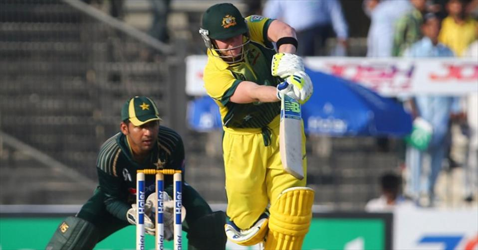 Australia get off to a winning start in Sharjah