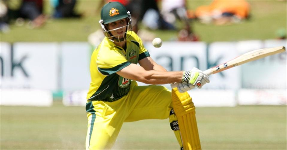 Australia through despite loss to Zimbabwe