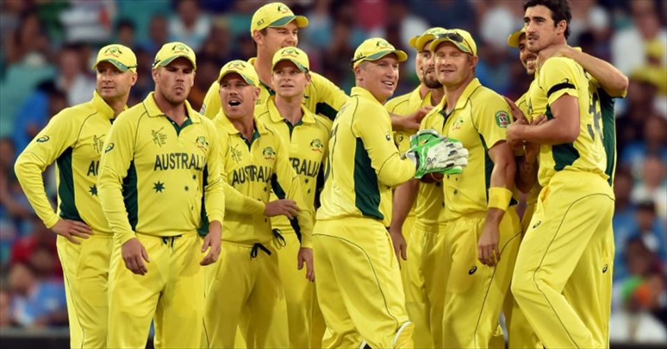 Australia win their seventh WC semi final