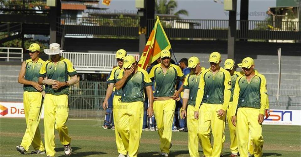Australian U19 to tour Sri Lanka next month