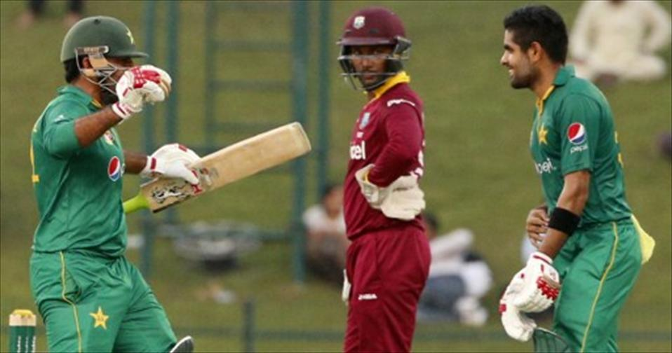 Azams third ton on a trot completes Pakistanis 3-0 sweep over WI