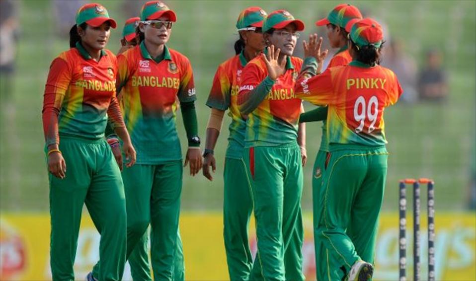 BD Women sneak an improbable win over SL
